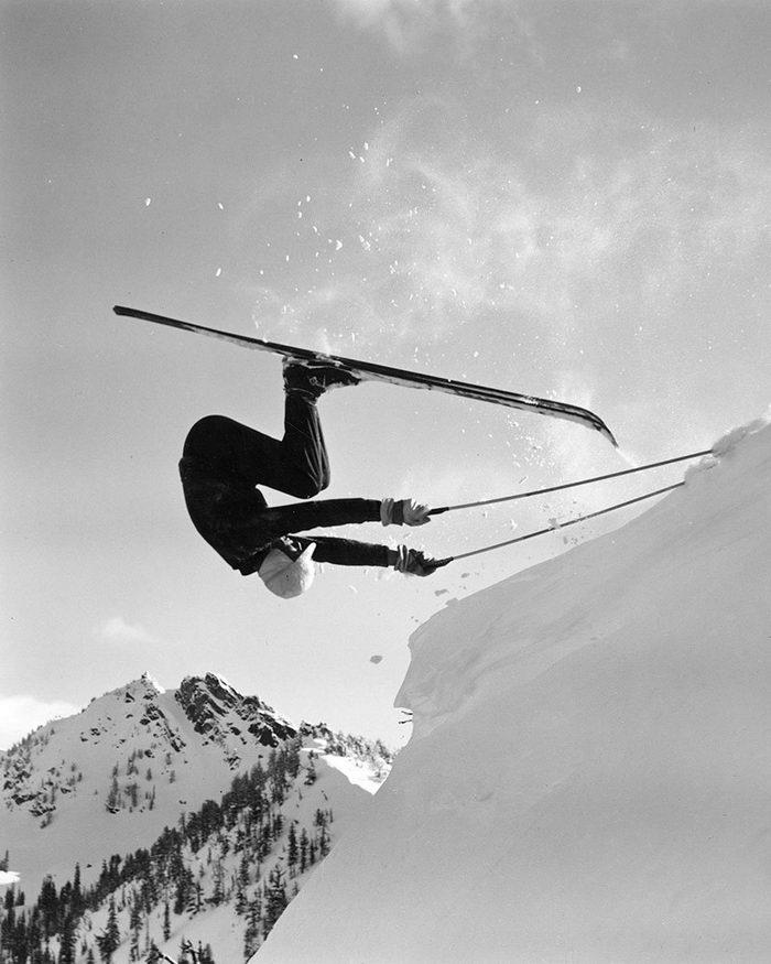 Лыжи как стиль жизни: фотографии Ray Atkeson