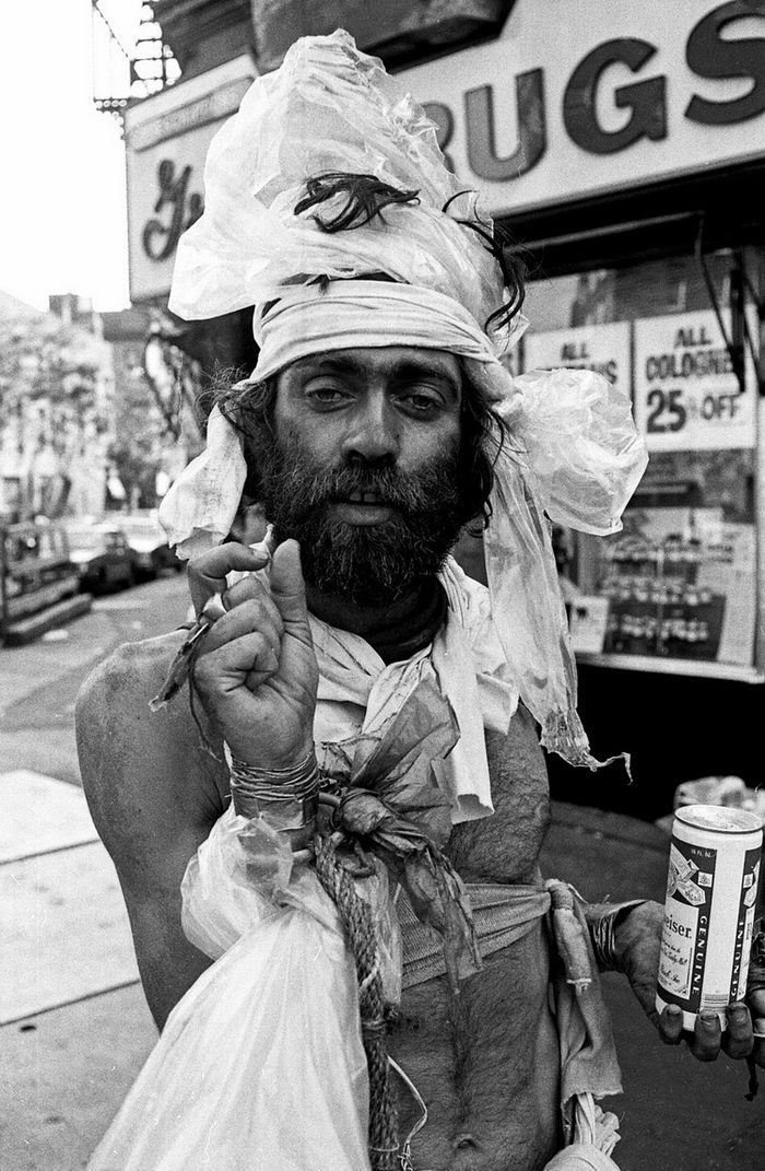 Дикий Нью-Йорк 1980-х в снимках Miron Zownir