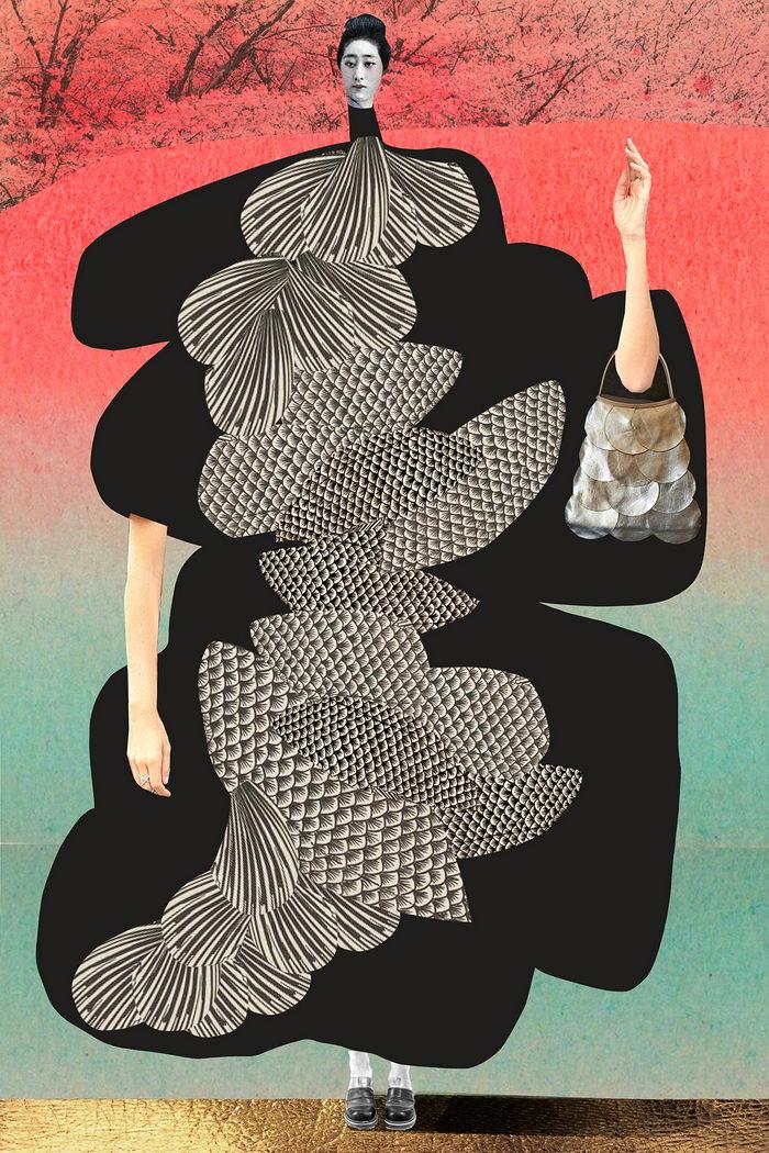 Красивые иллюстрации Johanna Goodman