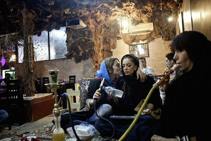Другой Иран в фотографиях Hossein Fatemi