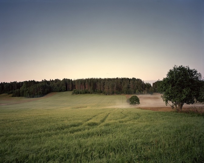 Пейзажи Felix Odell