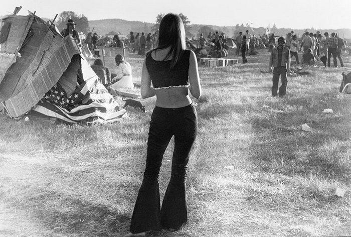 Девушки Вудстока: мода из 1969, которая жива до сих пор