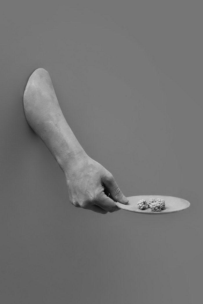 Монохромные скульптуры Hans Op de Beeck