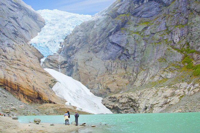 Красота Норвегии в фотографиях Paul Edmundson