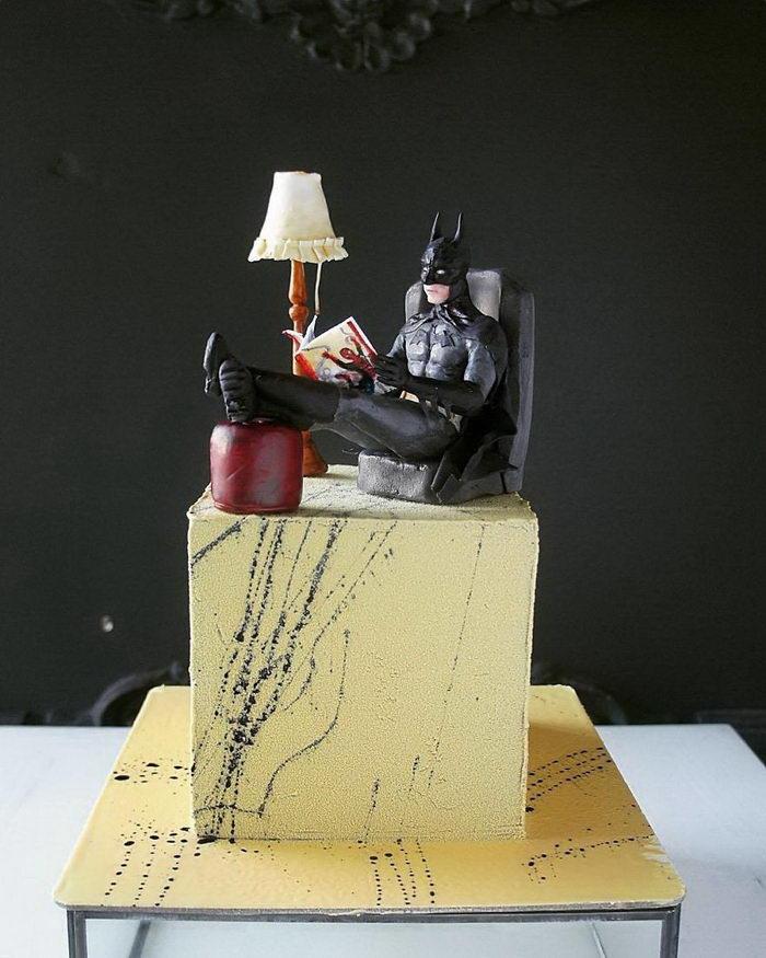 Невероятные торты Елены Гнут