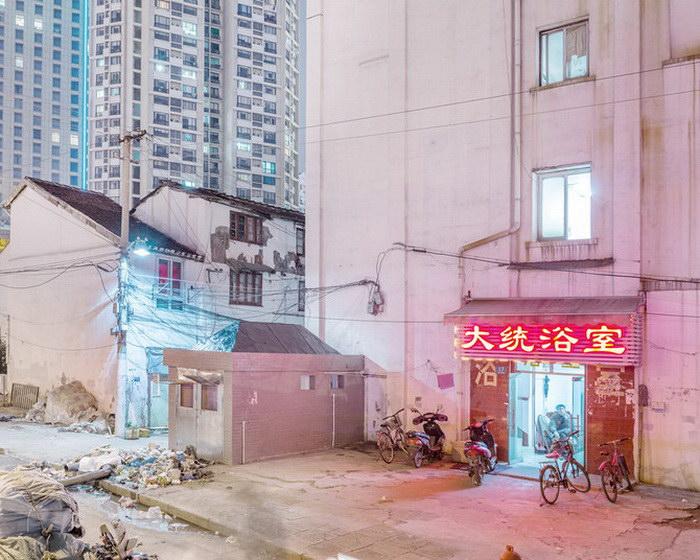 Безлюдный Китай в фотографиях Bence Bakonyi