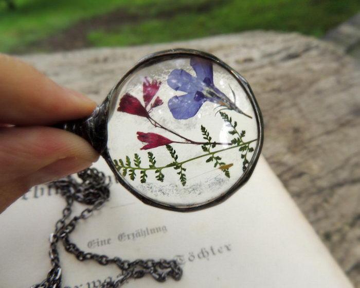 Необычные природные украшения Mariaela Jewelry