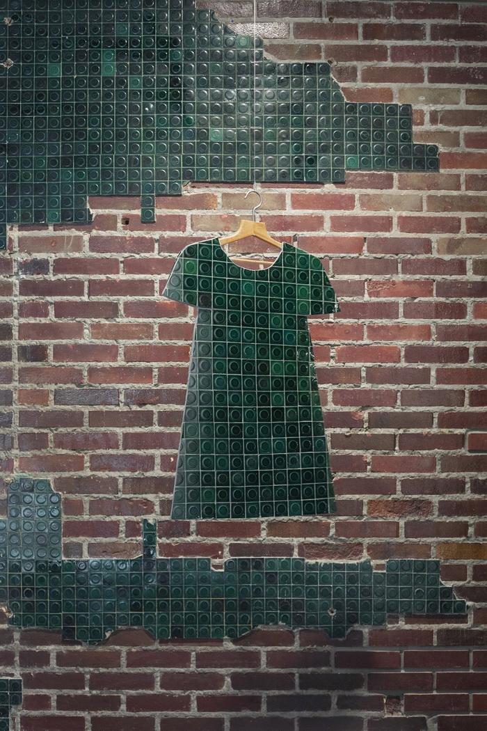 Керамические инсталляции Zhanna Kadyrova