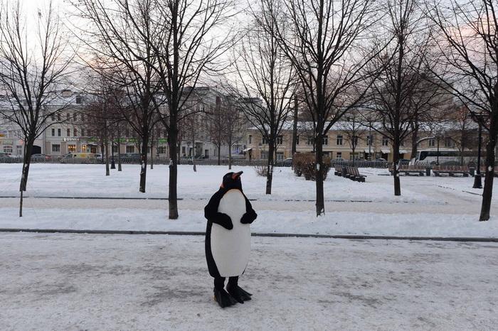 Яркая Москва в снимках Артема Житенева