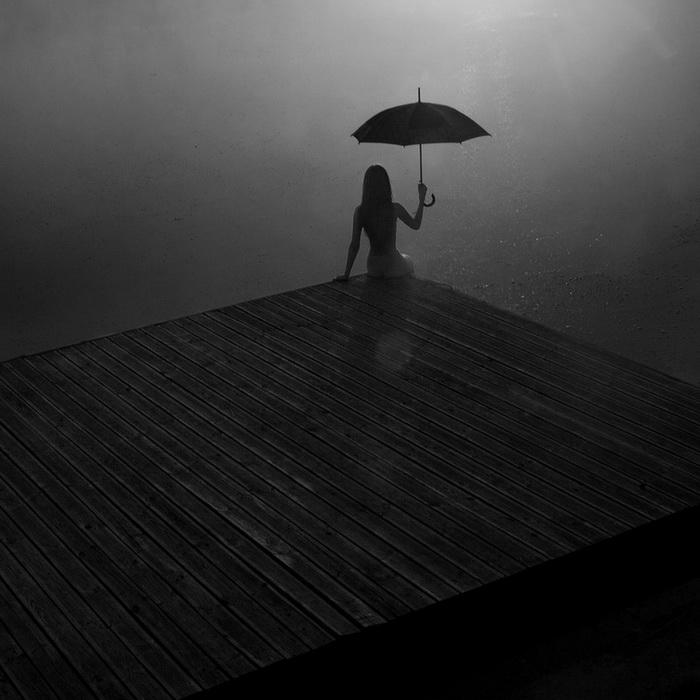 Белая тишина: фотопроект Павла Терешковца