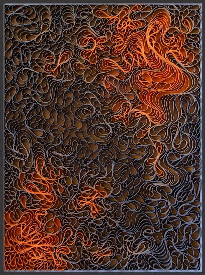 Бумажное искусство дуэта Stallman