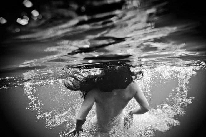 Обнаженные русалки в фотографиях Neil Craver