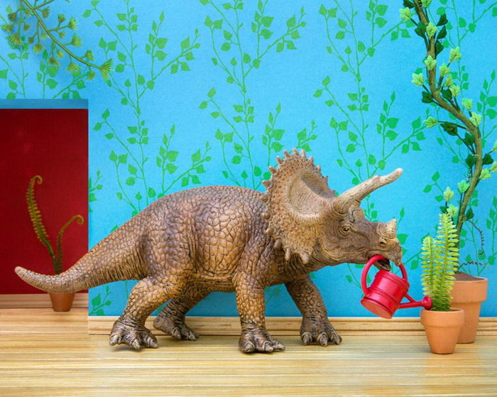 Скрытая повседневная жизнь динозавров