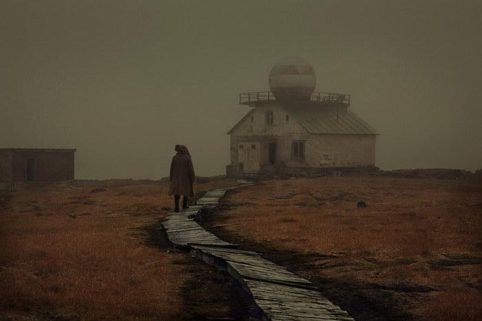 Одинокая жизнь метеоролога Вячеслава Короткого