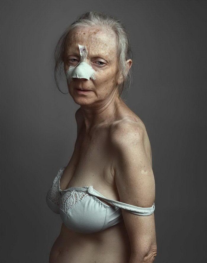 Моя мать, Даниэла: яркие фотографии Niko Giovanni Coniglio