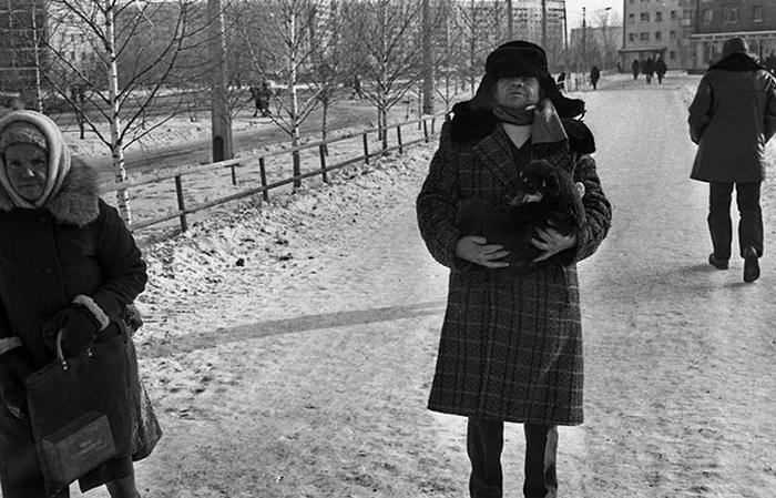 СССР глазами Владимира Воробьева