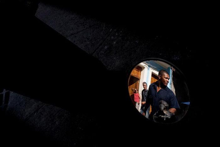 Живая Куба в фотографиях Ross Harvey