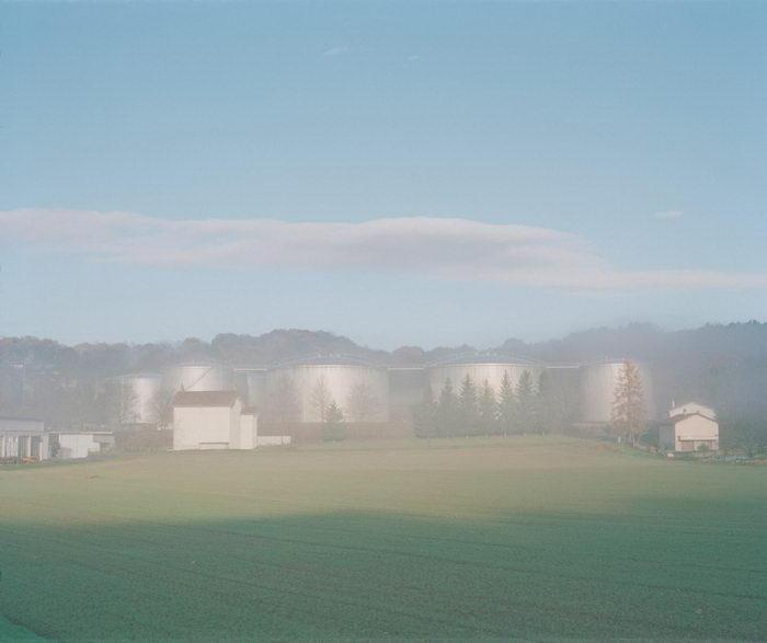 Фотографический минимализм Mathieu Bernard-Reymond