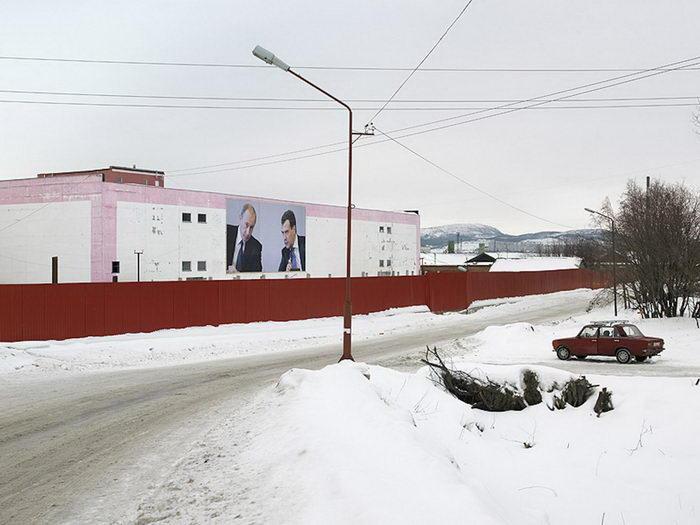 Город Кола в фотографиях Celine Clanet