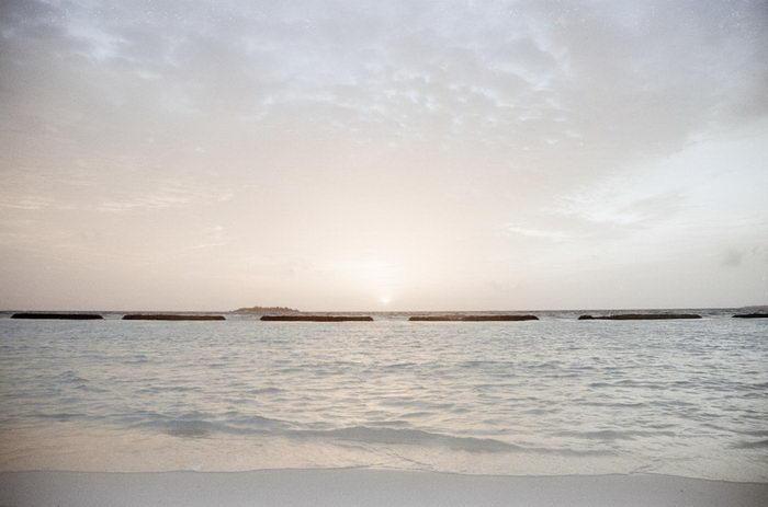 Нетуристические Мальдивы в фотографиях Stefan Haehnel