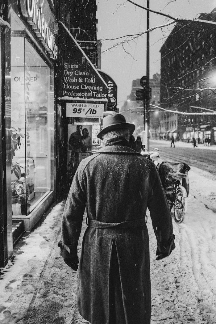 Стильный Нью-Йорк в снимках Luc Kordas