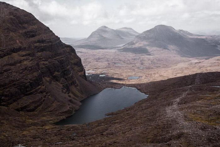 Пейзажи Шотландии в фотографиях Richard Gaston