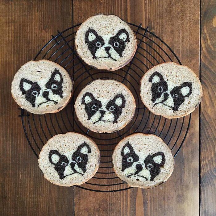 Японская мама Konel Bread делает детям офигенный хлеб
