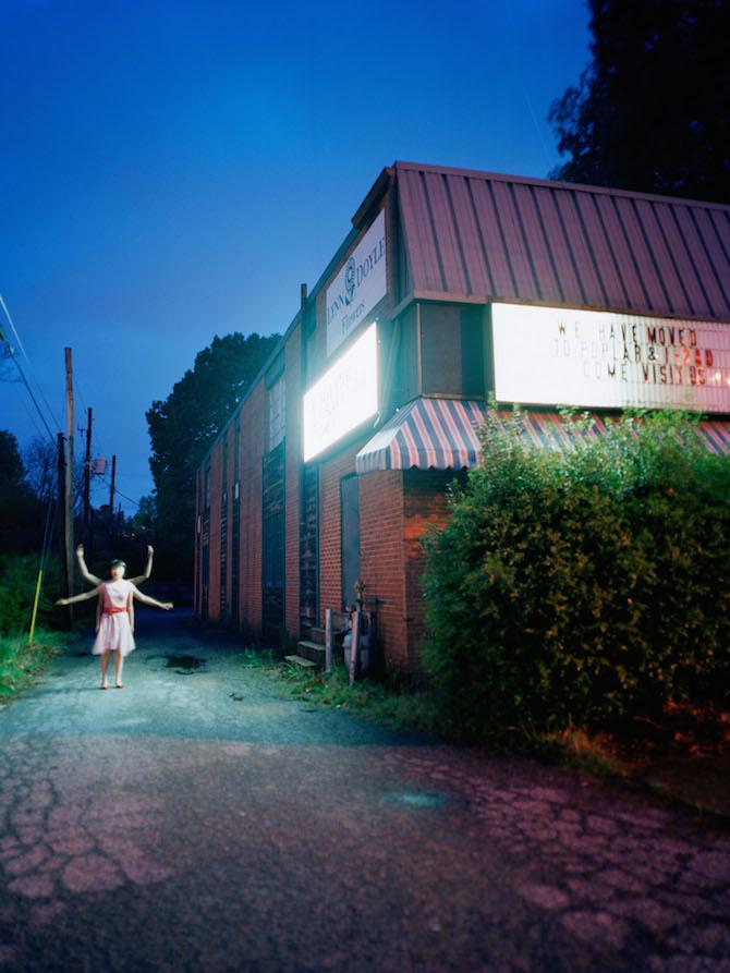 Мемфис в фотографиях Yijun Liao