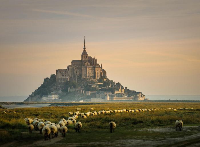 Подборка красивых замков