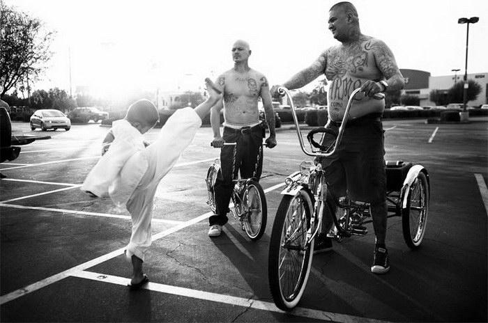 Мексиканские татуировщики в фотографиях Jonathan May
