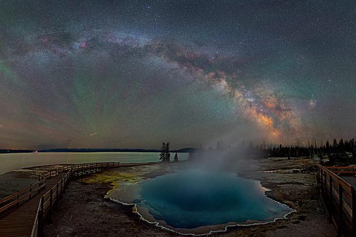 Невероятные фотографии неба David Lane