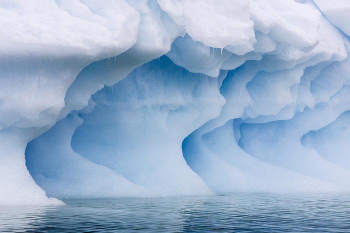 Айсберги Антарктиды в фотографиях Julieanne Kost