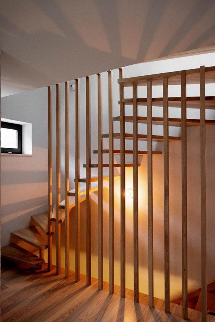 Лофт в стиле модерн в городе Щецин