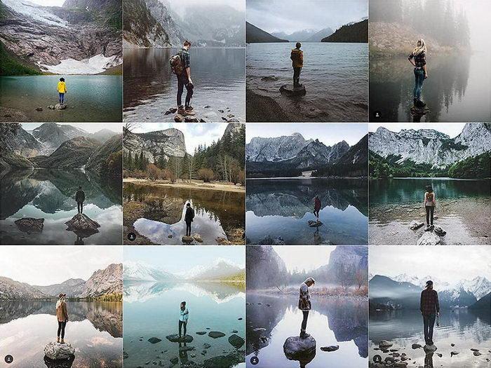 Instagram как набор клонов: интересная фотоподборка