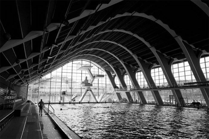 Жизнь одного бассейна: фотографии Rishabh Kaul