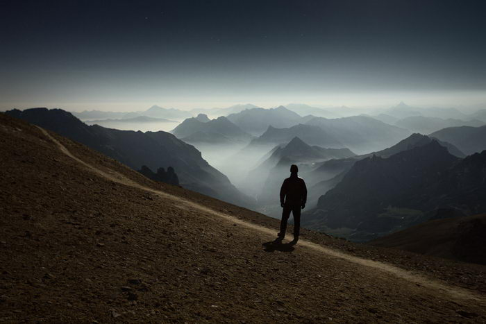 Мир над облаками: фотографии Roberto Bertero
