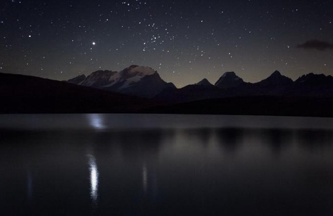 Пейзажи Альп в фотографиях Roberto Bertero